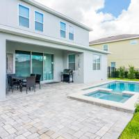 Amazing 5 Bedrooms House with Private Pool at Encore Resort (7711)