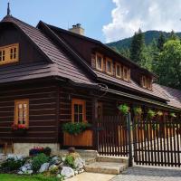Chalupa Skokanovo, hotel in Hrabušice