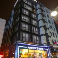 Montana Hotel, отель в городе Bostaniçi