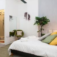 Self-contained Studio in Central London, sleeps 2