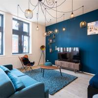 La camuche de François Joseph Peterinck, appartement neuf de 70 m2, patio
