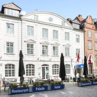 Palads Hotel, hotel in Viborg