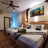 QG Resort, hotel a Lat Krabang