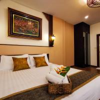 QG Resort, hotel in Lat Krabang