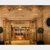 Macdonald Burlington Hotel, отель в Бирмингеме