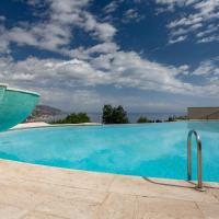 Elegant&Comfortable with panoramic pool and covered parking space