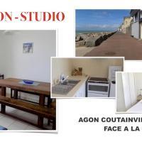 Studio Option face à la mer