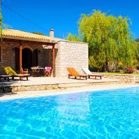 Executive Lefkada Villa Private Pool Sea view 2 Bedrooms Vafkeri