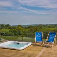 Hampton Lodge with hot tub
