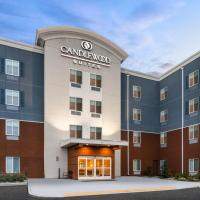 Candlewood Suites - Fairbanks – hotel w mieście Fairbanks
