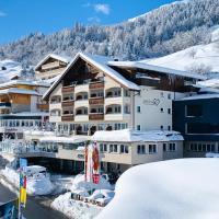 Alpen-Herz Romantik & Spa - Adults Only, hotel in Ladis