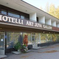 ART Hotel JUNA, hotel in Imatra