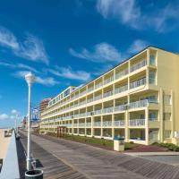 Days Inn by Wyndham Ocean City Oceanfront, hotel a Ocean City