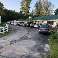 Mount Whittier Motel, hotel in Center Ossipee