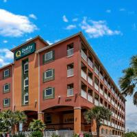 Quality Inn & Suites Beachfront, hotel in The Seawall, Galveston