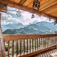 Beautiful, atypical loft in the Aravis
