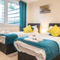 SUBLIME STAYS - Derby City Centre Apartments