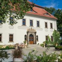 Pałac Mojęcice, hotel in Mojęcice