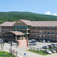Земляничные Холмы, отель рядом с аэропортом Аэропорт Южно-Сахалинск - UUS в Южно-Сахалинске