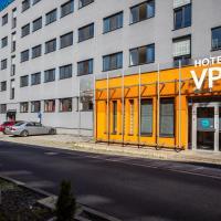 Viesnīca Hotel VP1 Ostravā