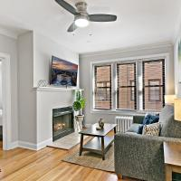Lively Rejuvenating 1BR in Outstanding Location, hotel in Lakeview, Chicago
