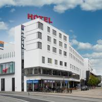 Cabinn Aalborg, hotel in Aalborg