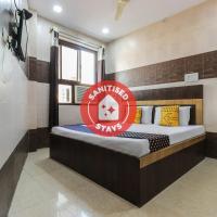 SPOT ON 63161 Hotel Platinum、ラクナウのホテル