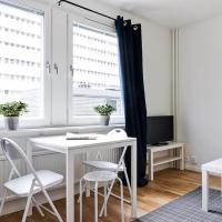 Studio apartment fully furnished in Sollentuna, hotel in Sollentuna