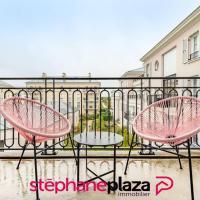 Plaza Belvédère 01, hotel in Serris