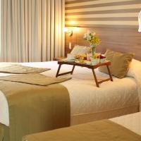 Hotel Continental Business - 200 metros do Complexo Hospitalar Santa Casa, מלון בפורטו אלגרה