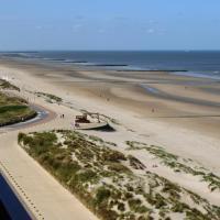 Zon, zee en ontspanning, hotel v destinaci Middelkerke