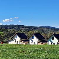 Domki w Nowicy
