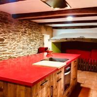 Casa rural entre Santiago Compostela y La Coruña