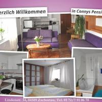 Conny's Bistro und Pension, отель в городе Раквиц