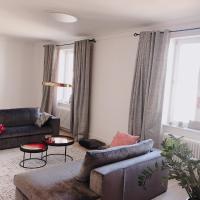 LUXUS 5 Zi-Wohnung + Balkon in TOP-Lage FFM+KLIMA