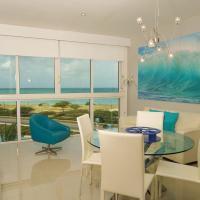 Elegant apartment with sea views