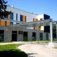 Hotel Olimpijski, отель в Освенциме
