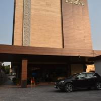 HOTEL MILLENNIUM INN (A unit of Shambhunath Hotel and Banquet), отель в городе Аллахабад