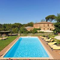 Villa with 9 bedrooms in Monteroni d'Arbia with wonderful mountain view private pool enclosed garden