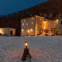 Vakantiewoning Gola della Rossa op landgoed La Fenella