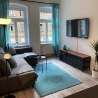 Newly refurbished Leutzsch apartment.
