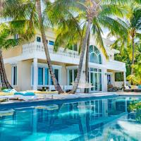 Seaview Oceanfront Villa Private pool