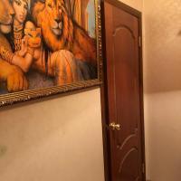 Уютная комната в исторической части города Коломна, отель в Коломне