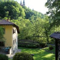 Casa Asprón, hotel en Covadonga