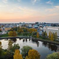 Radisson Blu Hotel, Oulu, hotelli Oulussa
