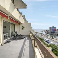 2 2-br w terrace and splendid sea and port view in Carnon-Plage - Welkeys
