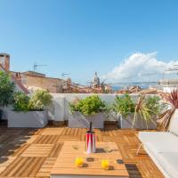 Triplex with 60 sq m seaview terrace in the Panier of Marseille - Welkeys