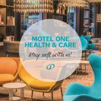 Motel One Berlin-Alexanderplatz, hotel in Berlijn