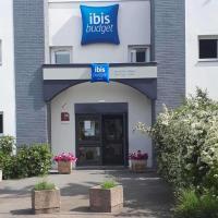 ibis budget Versailles Chateau Saint cyr l'Ecole, hotel in Saint-Cyr-l'École