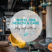 Motel One Berlin-Spittelmarkt, hotel in Berlijn